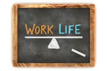 Blackboard Work Life Balance