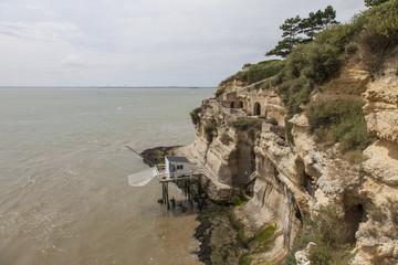 Côte à Meschers-sur-Gironde