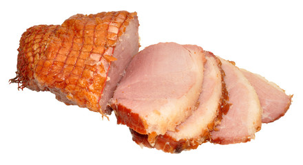 Roasted Smoked Gammon Joint