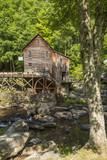 Fototapeta Glade Creek Grist Mill
