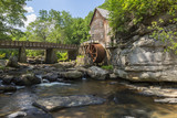 Fototapety Glade Creek Grist Mill