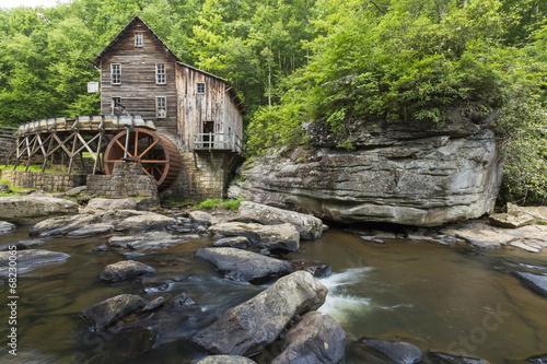 Glade Creek Grist Mill - 68230065
