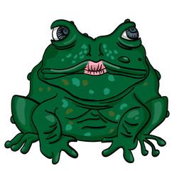 , frog,