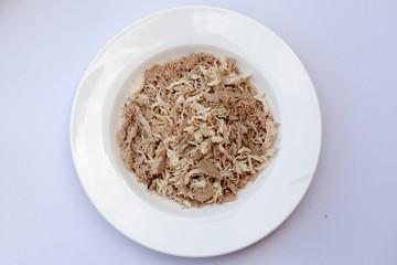 tuna and chicken cat food