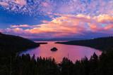 Emerald Bay sunset, Lake Tahoe - Fine Art prints