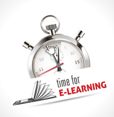 Stopwatch - Time for e-learning