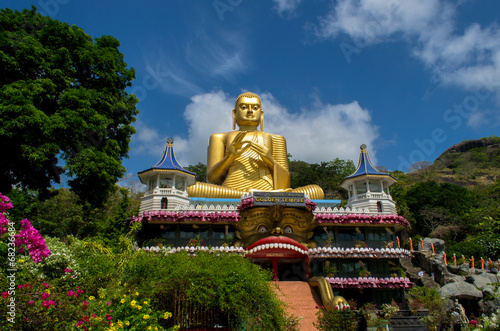 Dambulla Golden Temple in Sri Lanka - 68236684