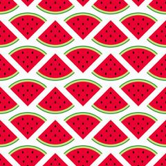 Seamless Graphic Pattern Melon