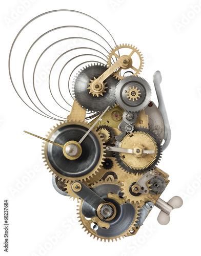 Poster clockwork