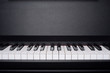 Copyspace image of piano keyboard - 68237839