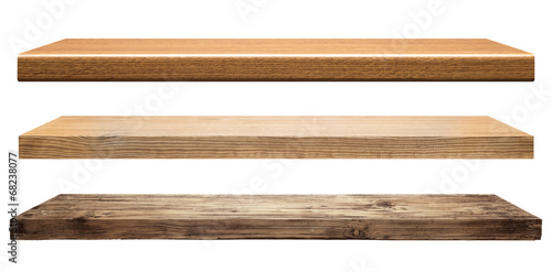 Wooden table - 68238077