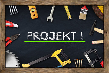 Projekt Konzept