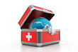 canvas print picture - Medical tourism