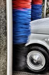 Spazzole lavaggio auto