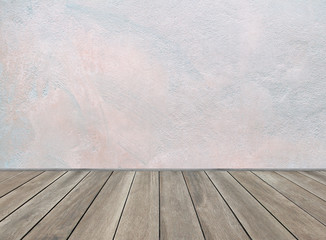 Wooden floor and vintage background