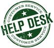 help desk stamp