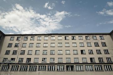 Prora-Komplex – Binz, Rügen, Ostsee