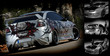Aufgemotztes Auto mit Flügeltür - Tuning Car Dream