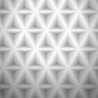 узор из серых треугольников