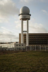 Tempelhof, Berlin – Radarturm