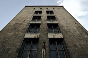 Tempelhof, Berlin – Flughafengebäude
