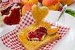 Frühstück: Lecker Genuss mit frischer Marmelade :)