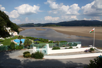 The Quay at Port Meirion