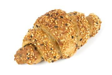 Sesame croissant