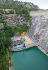 Sacedon Hydroelectric power station