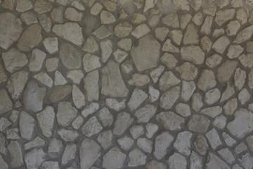 stonework on the floor