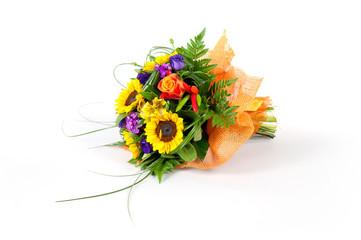 un mazzo di fiori da donna