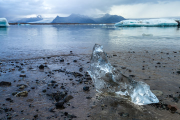 Jokulsarlon Lake, Iceland