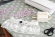 Confezione giarrettiera da matrimonio - 68259027