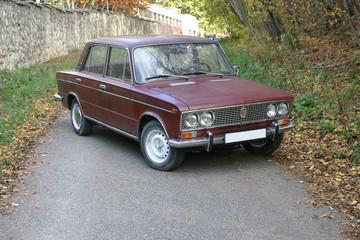 Lada AutoVAZ Zhiguli from 70's