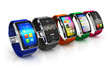 Collection of smart watches - 68263446