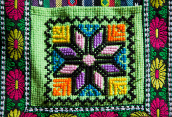 Andean patterns
