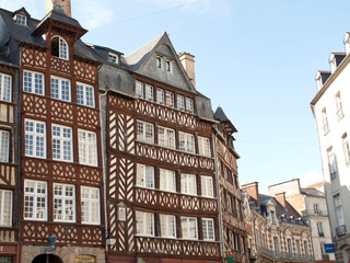 Rennes Historic Buildings