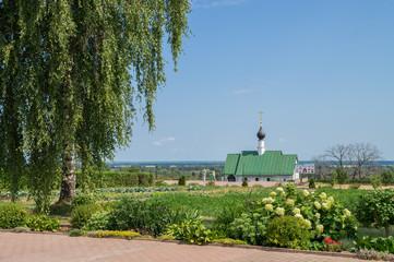Город Муром. Спасо-Преображенский мужской монастырь
