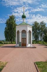 Город Муром. Спасо-Преображенский мужской монастырь. Часовня