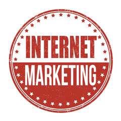 Internet marketing stamp