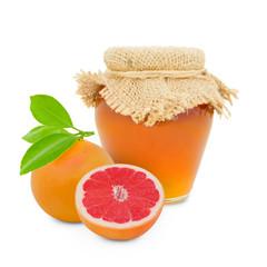 Grapefruit product