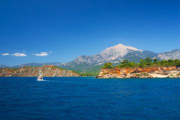 Mediterranean coast, Kemer