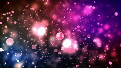 Modern Colorful Nebula