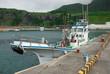 Japanese Fish Boat