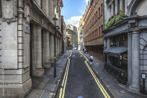 Orange Street,London,UK