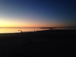 wondeful light on the bay