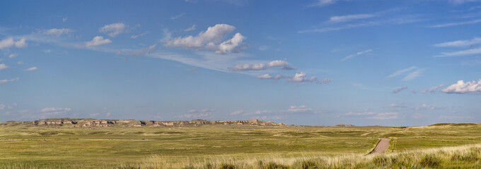 Colorado prairie panorama
