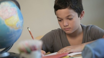 Child, Student, Education, School, Writing