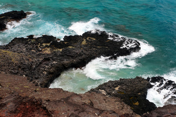 Maunalua Bay, Oahu, Hawaii..