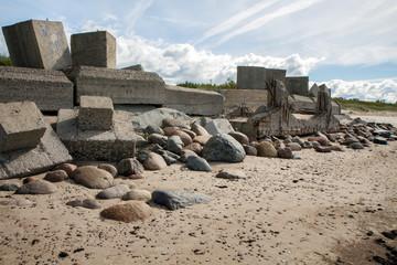 stones at sea